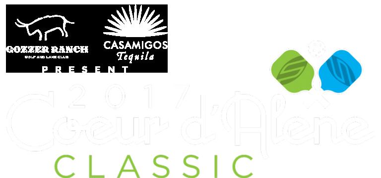 2017 Coeur d'Alene Classic Pickleball Tournament